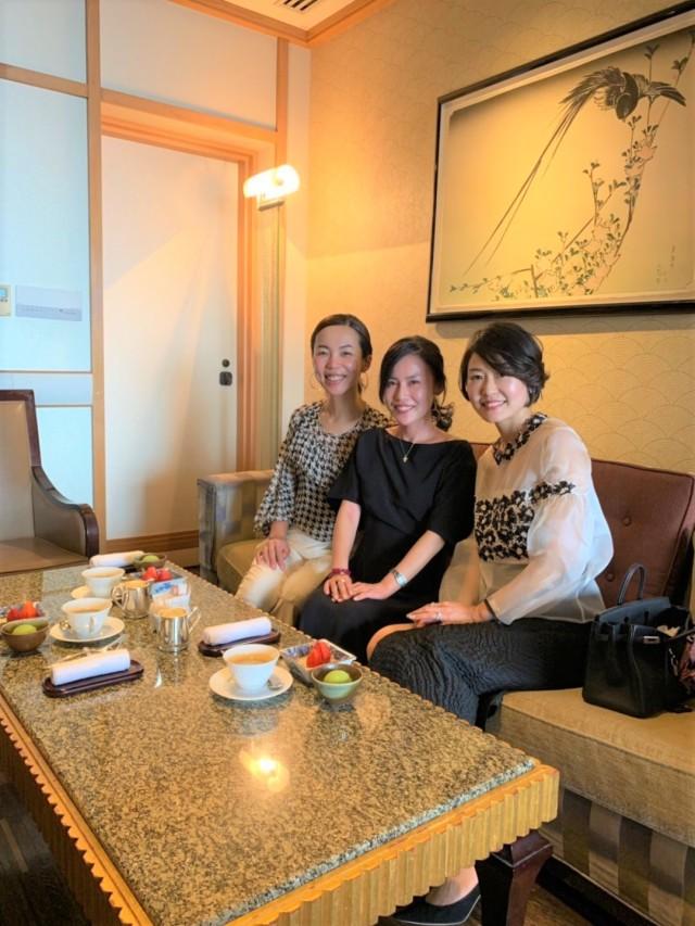 美女組さんと♪鉄板焼き「恵比寿」ウエスティンホテル東京へ_1_3