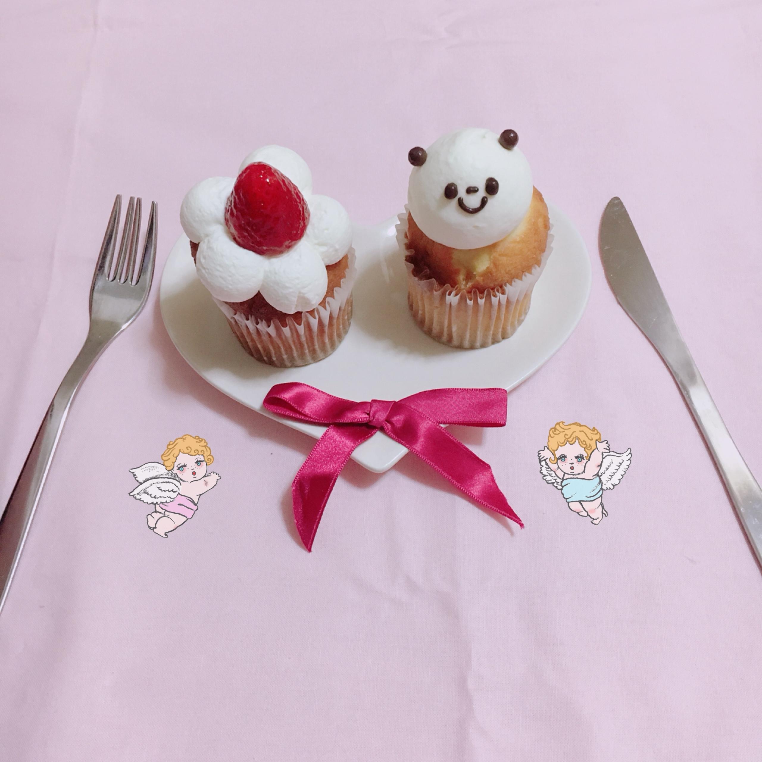 ^o^第72回【可愛くて美味しい❤︎】fairycake fairのカップケーキ!_1_1
