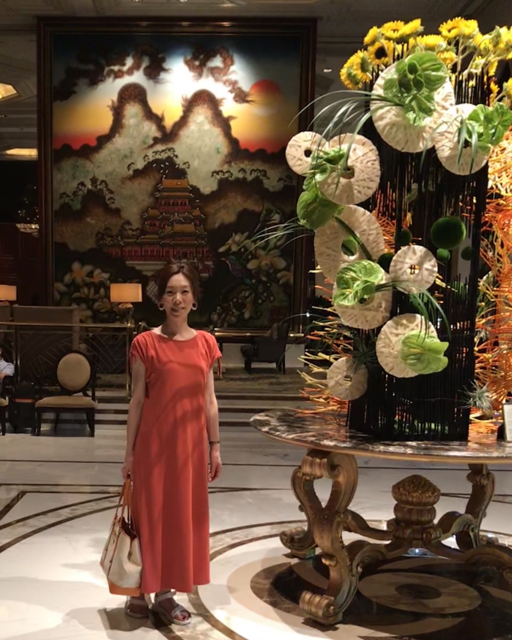 ハッピーバースディ IN 香港☆涼楽な旅服で美味しく。アクティブに!_1_2-1