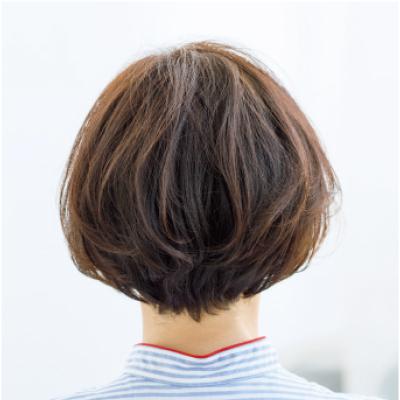 ペタンコ髪をふんわり!梅雨どきの「ペタンコ髪問題」を回避するヘアスタイル_1_2