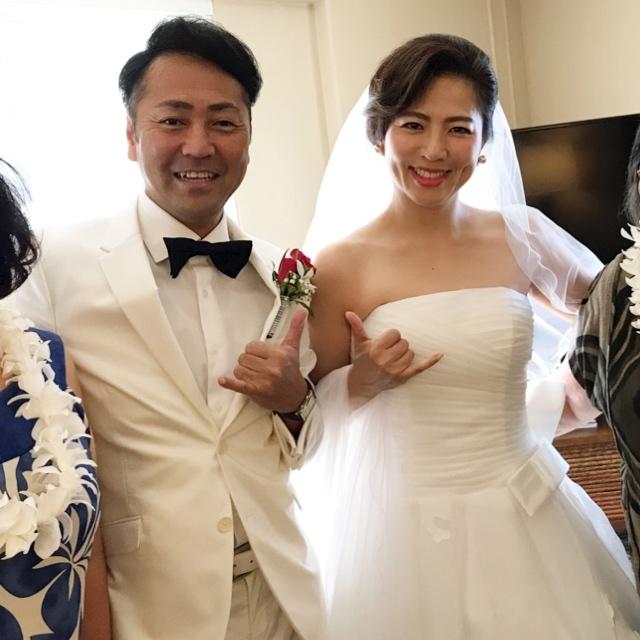 アラフォーウェディング② 結婚式_1_4