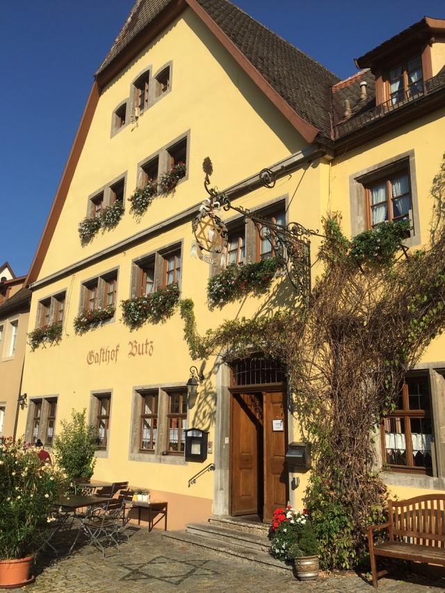 夏休み旅行 day3:ドイツ ローデンブルグ_1_1-1