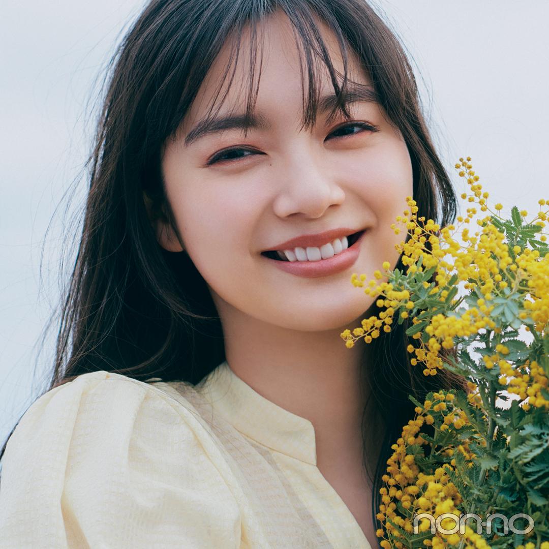 新川優愛ノンノモデル卒業。初登場、結婚発表など、優愛の6年間をプレイバック!