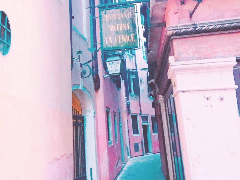 ロマンチックなイタリア旅行 --水の都【ベネチア】を観光--_1_1-3