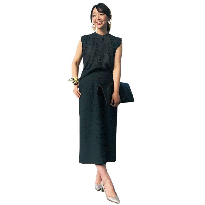 仕事で年140回飛行機に!美女組keiさんの出張着回し術は必見【美女組ファッションSNAP】_1_3-1