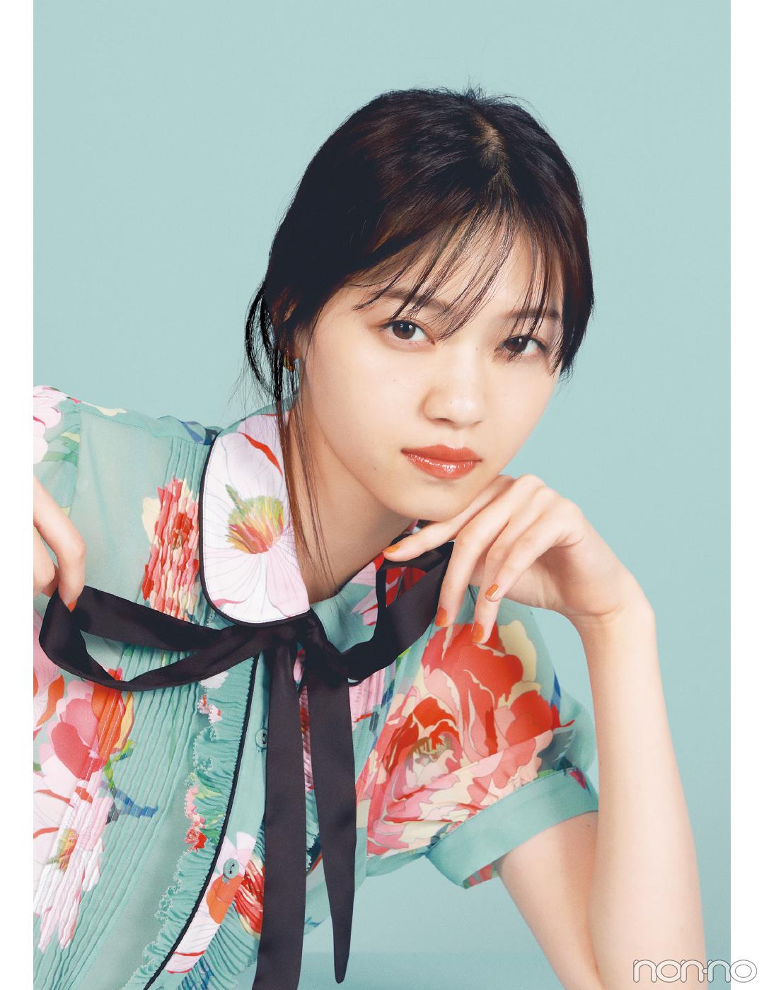 西野七瀬×アディクションの春新作コスメ♡ みずみずしい美しさにドキッ!_1_2
