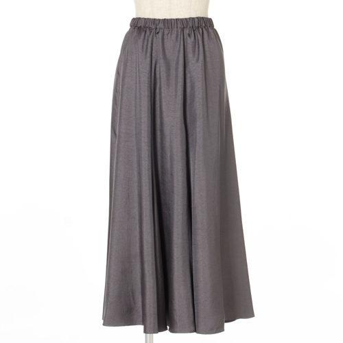 昨年の登場以来大人気のデザイン! 「GALLARDAGALANTE×éclat」のつやスカート_1_2
