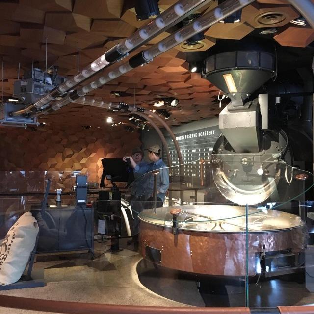 Starbucks Reserve Rostery @Shanghai_1_9