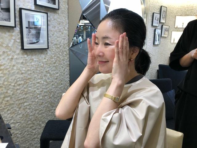 クレ・ド・ポー ボーテ 話題の美容液体験へ!_1_6-3