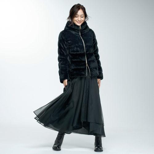 【エクラプレミアム売れ筋まとめ】この冬の新しいおしゃれ習慣!富岡佳子さんが着る「日常着こそ、名品を」まとめ_1_5