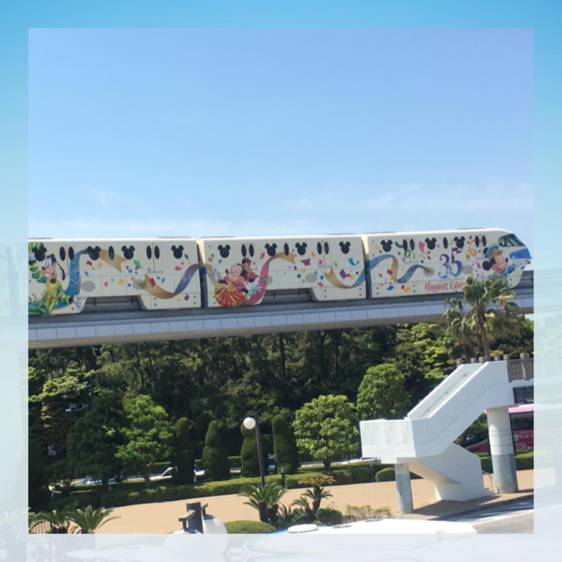 Tokyo Disneyland《 35 Happiest Gelebration! 》に行ってきました♫_1_2-3