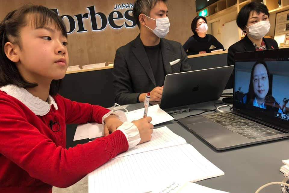 オードリー・タンに小学生作家がインタビュー!「トランスジェンダーと多様性」|Forbes JAPAN_1_1