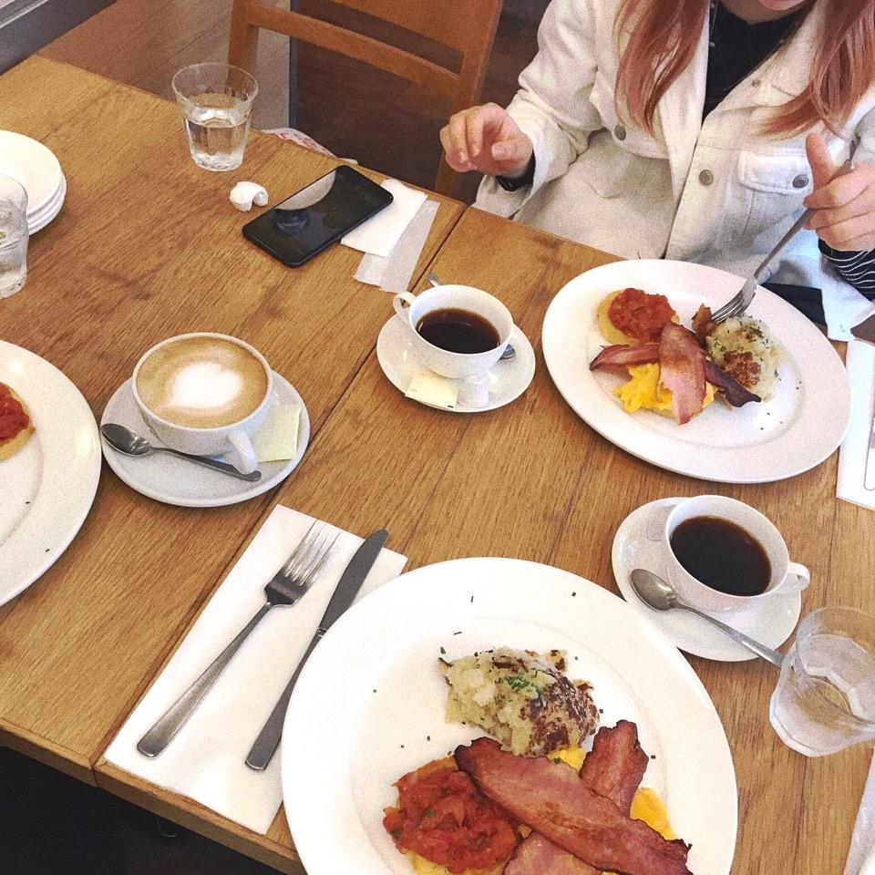 denim と breakfast_1_2