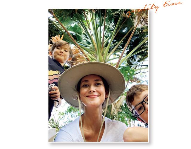 ブレンダのハワイ生活 お気に入りの植物園「Foster Botanical Garden」