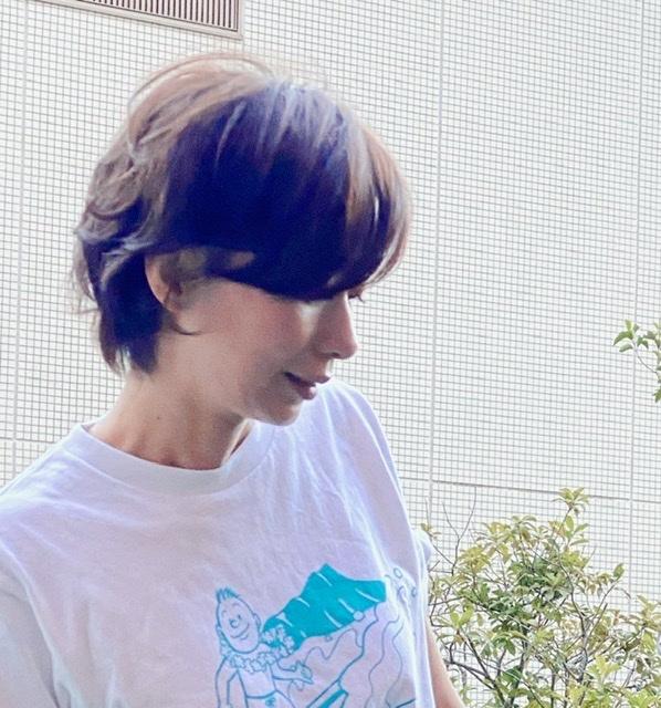 久しぶりのヘアスタイルチェンジ_1_1