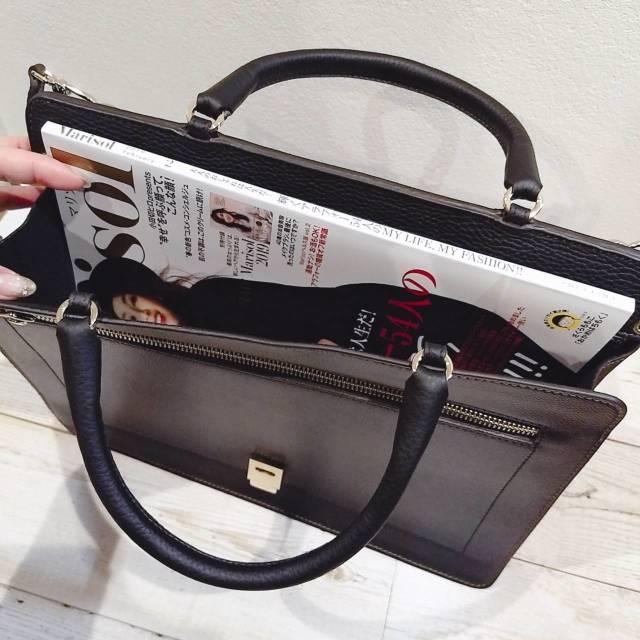 FURLAの3WayバッグをNew in♡_1_2-3