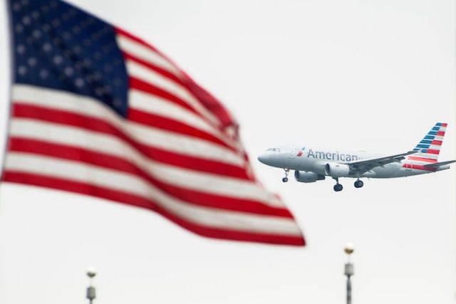 アメリカは海外との往来を歓迎していないようだ(GettyImages)