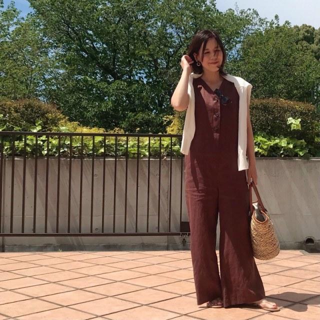 きれいめオールインワンコーデ♡_1_9