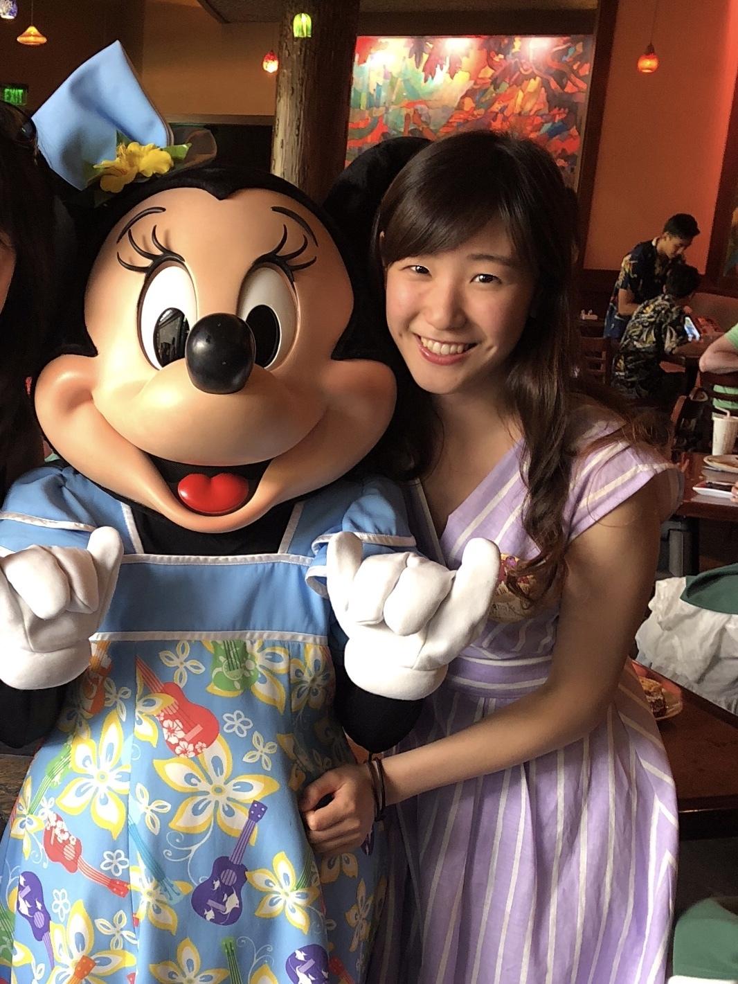 【私の20歳】ミッキーが祝ってくれる誕生日♡_1_1