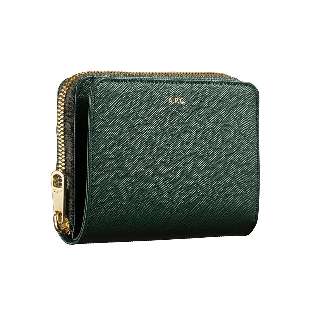 二つ折り財布¥34000/アー・ペー・セーカスタマーサービス(アー・ペー・セー)