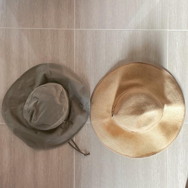 アラフォー夏の帽子コレクション_1_4
