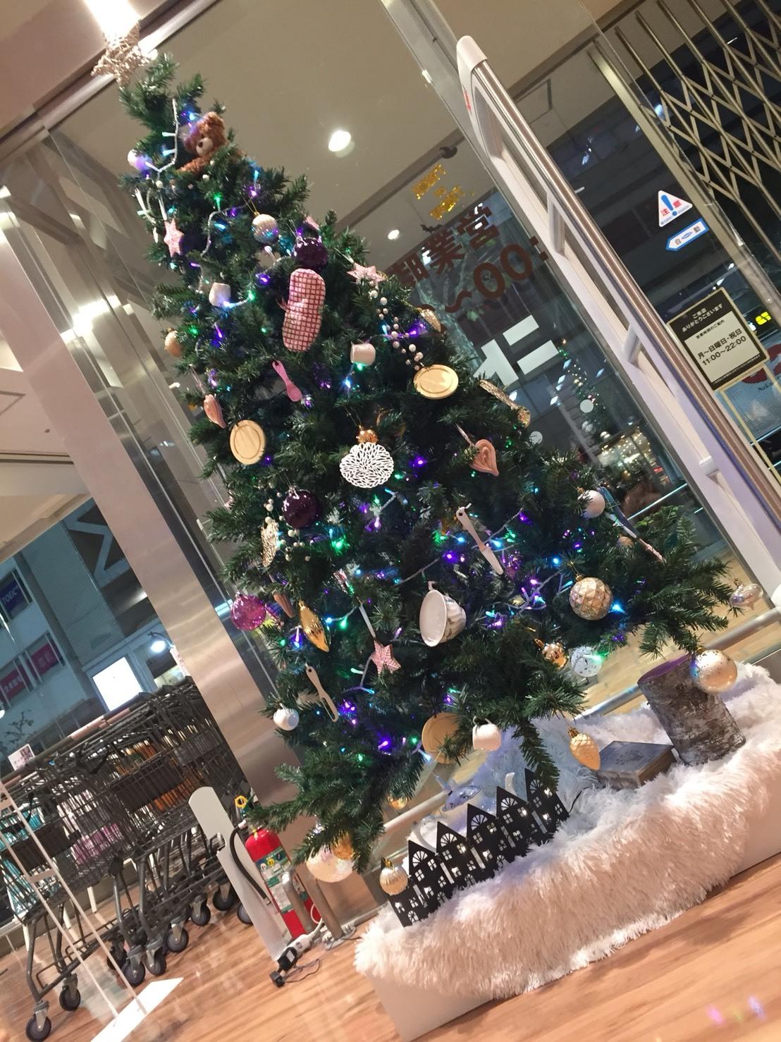 クリスマスツリーはニトリの製品で作ろう!_1_1
