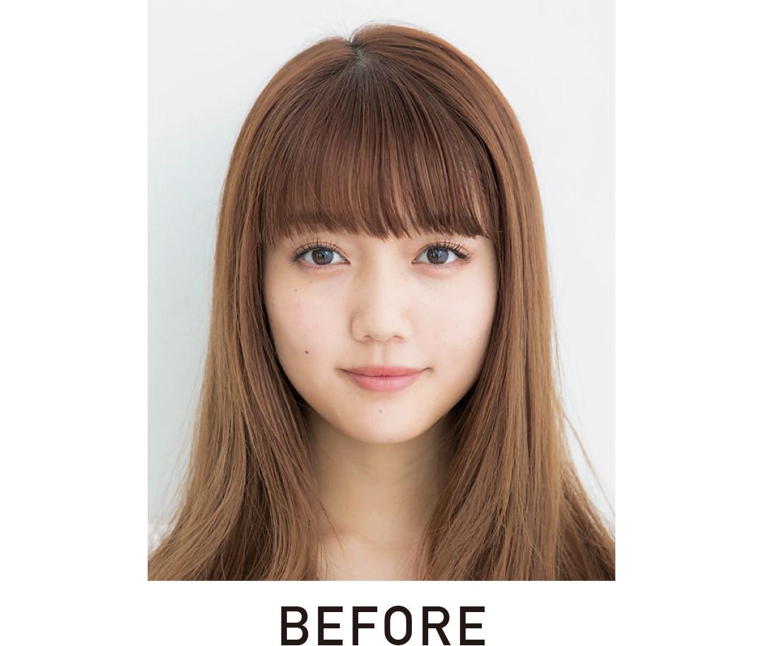 動画でよーくわかる! 正しい前髪の切り方★セルフでも上手にカットできる!_1_3