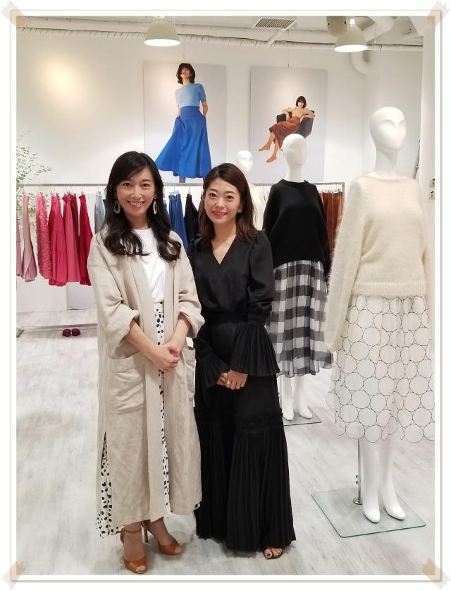 SHE Tokyo2019FWの受注会へ♡_1_6