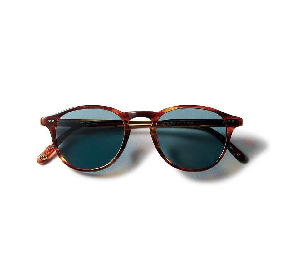 カジュアル派のためのファッション小物はギャレット レイトのサングラス