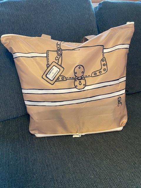 Marisol 10月号付録「ロベルタ ディ カメリーノ ポケッタブルSHOPPINGトートバッグ」おしゃれな読者ブロガーたちはこう使う!_1_9-2