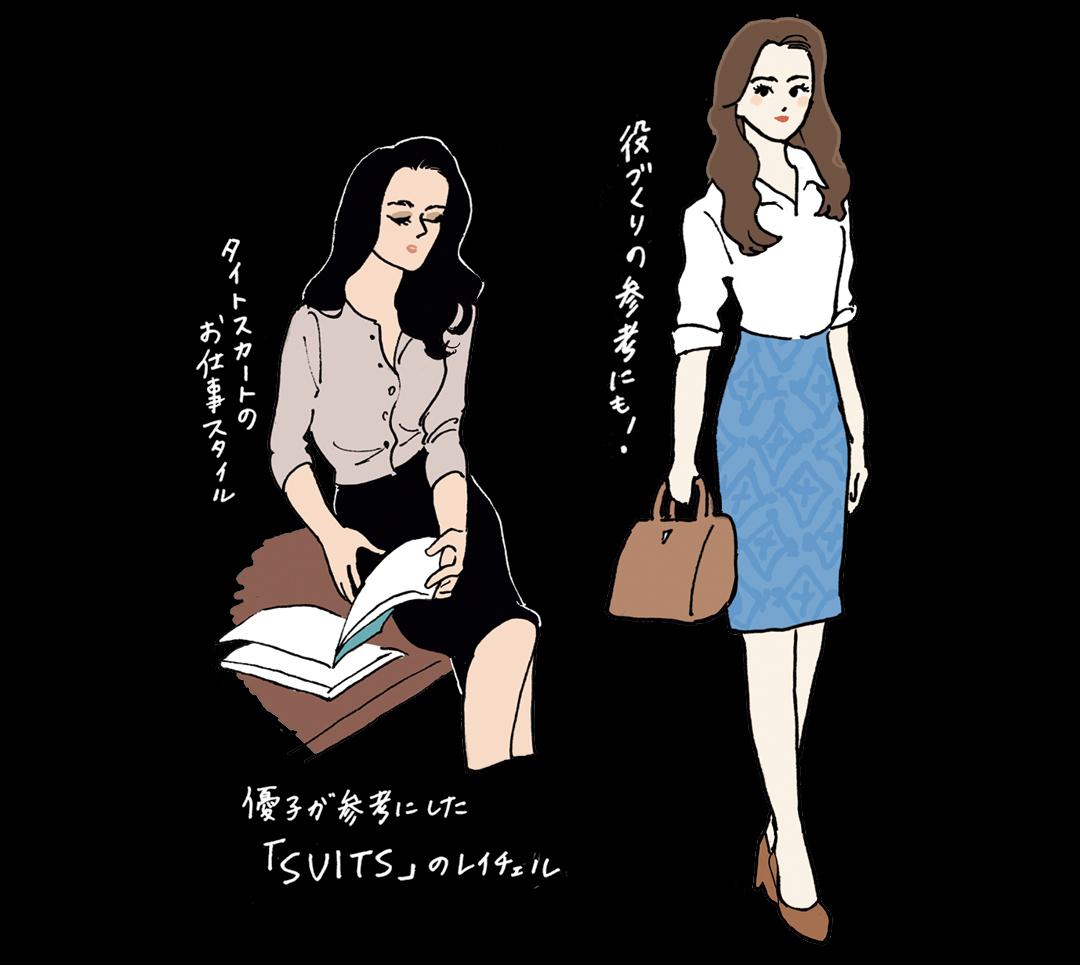 新木優子と馬場ふみかが、ハマったドラマを語りつくす♡(前編)_1_3