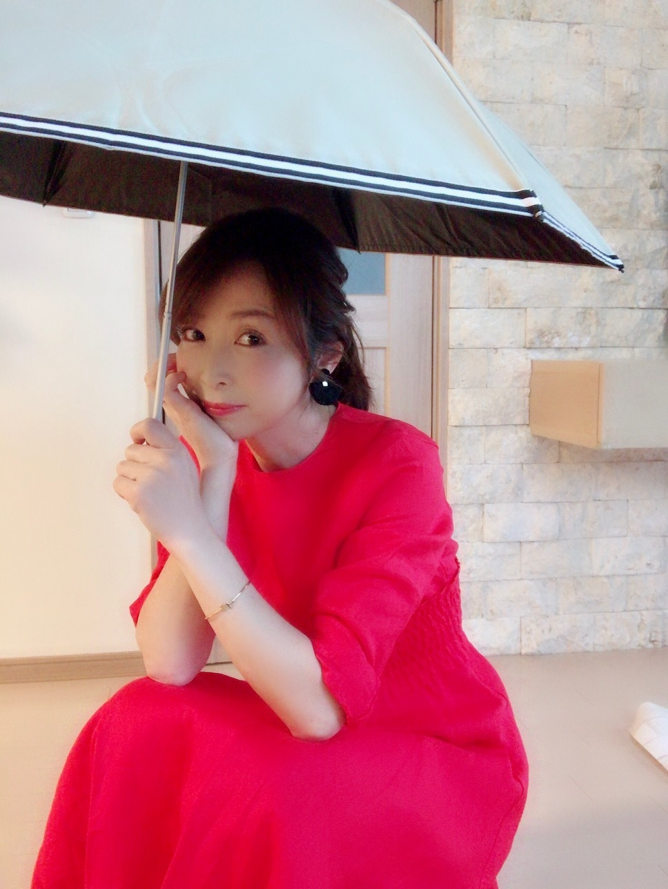 絶対焼けたくない。なら今年はこの日傘です!_1_6