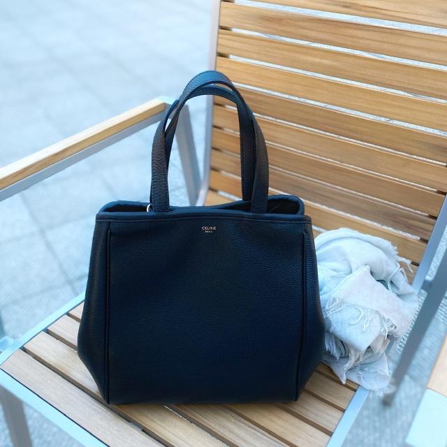 魅了される『黒』素敵なバッグに出逢えました_1_1