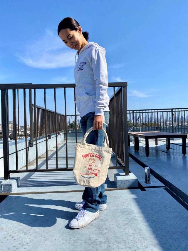 おうち時間コーデは鎌倉ブランドのパーカーで海を感じて。_1_1