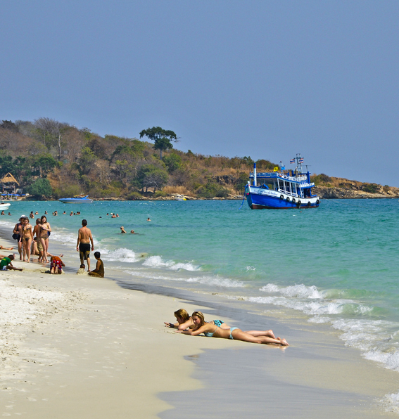 タイビーチのビーチを楽しむ、離島のホテル5選(リペ/クラダン/サメット/パンガン/チャン) _4_2-5