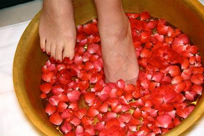 薔薇の花びらに心躍るオトナ女子旅、バンヤンツリー・スパ_1_3