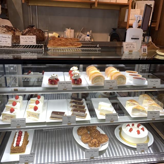 人気店の予感大!近所にオープンしたパンとケーキのお店、代々木公園のホルン_1_3