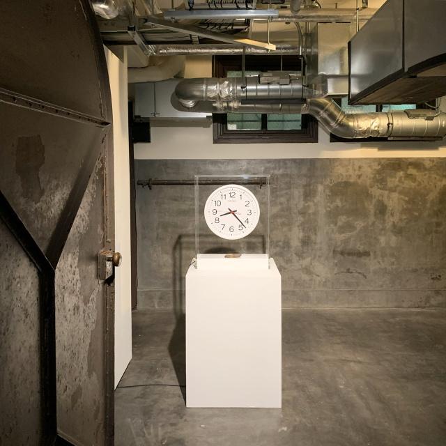九段下の登録有形文化財『旧山口萬吉邸』にて開催中のグループ展「The Still Point – まわる世界の静止点」素晴らしい空間でじっくり作品を堪能しました。_1_7-2
