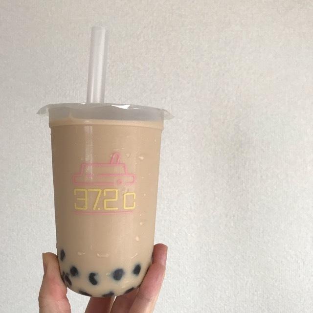 "NEW OPENの甘さが選べるのが嬉しい台湾タピオカ専門店!""37.2℃tea""_1_1"
