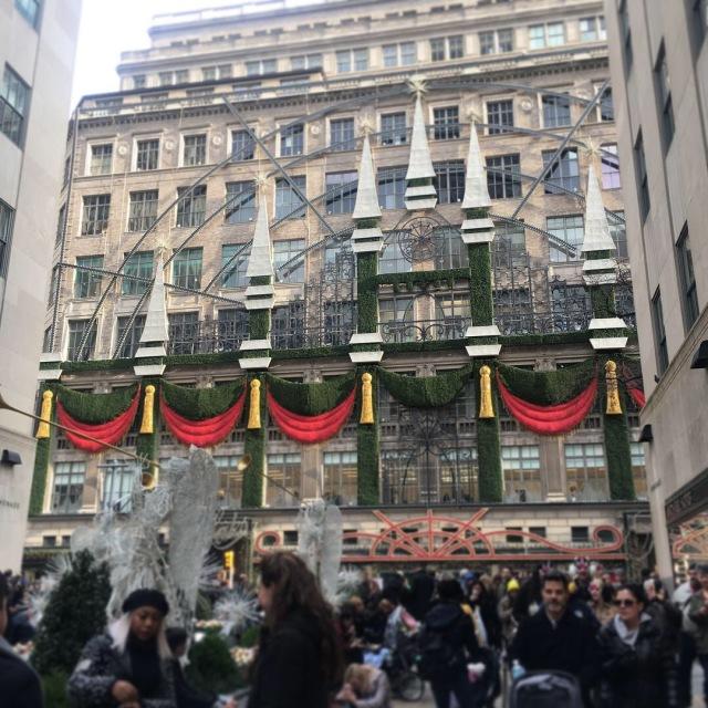 クリスマスの景色@New York _1_1-4