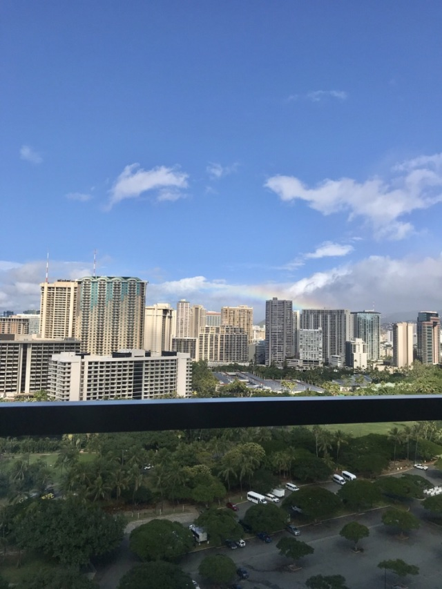 HAWAIIの景色とショッピング_1_6