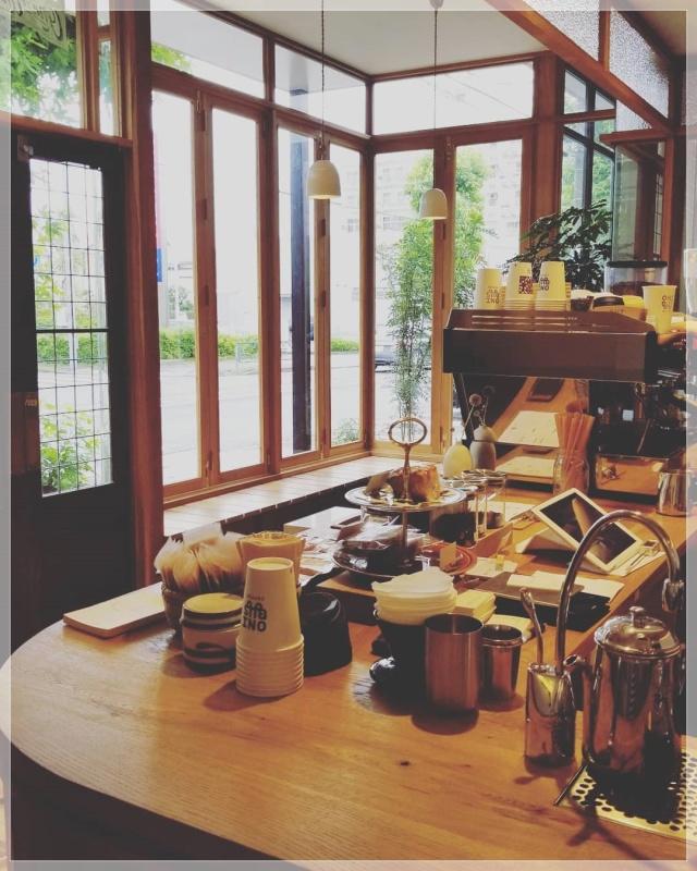 閑静な住宅街に素敵カフェオープンしました♪_1_3