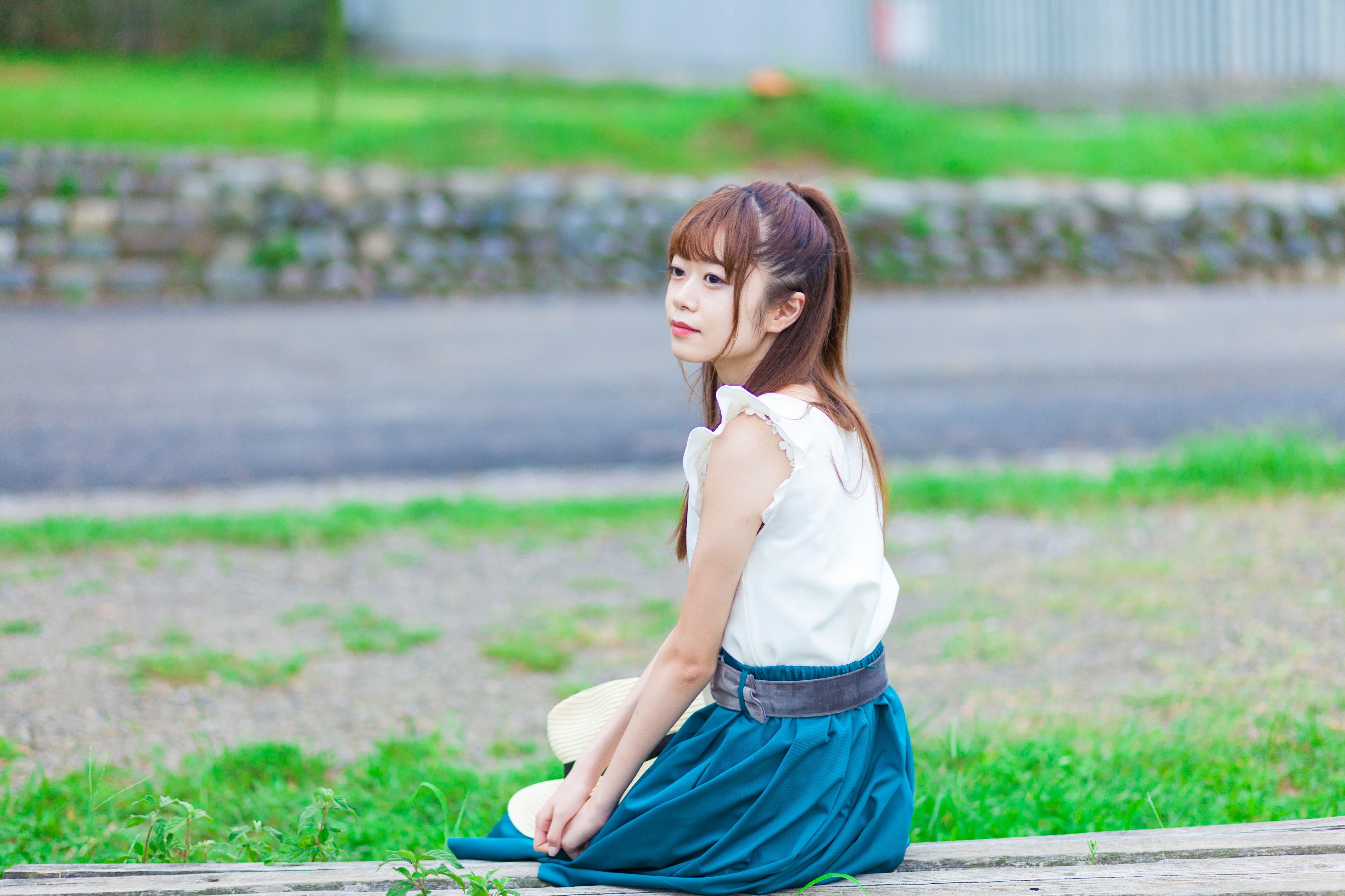 Vol.21♡ 【2017秋コーデ】身長150cm台が着こなす《フレアースカート》_1_5