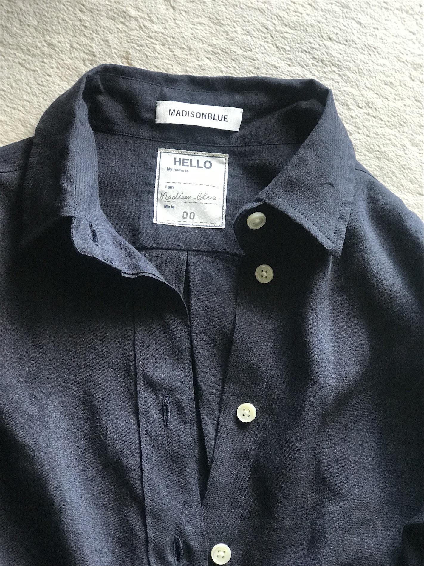 ベーシックなシャツスタイル♡_1_1