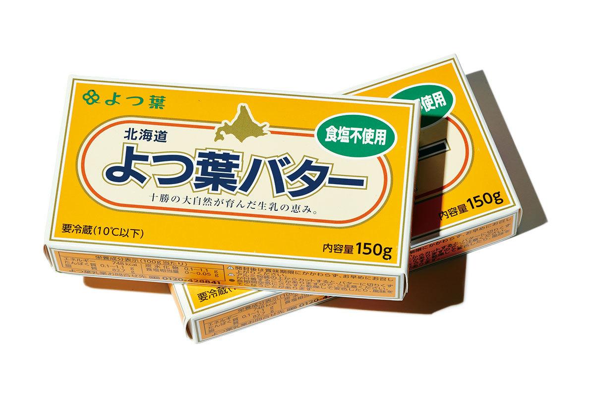 日本のバター4