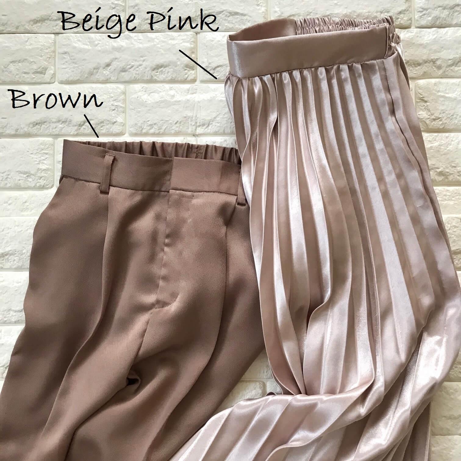 ロペピクニックのパンツとジョージズのスカート画像