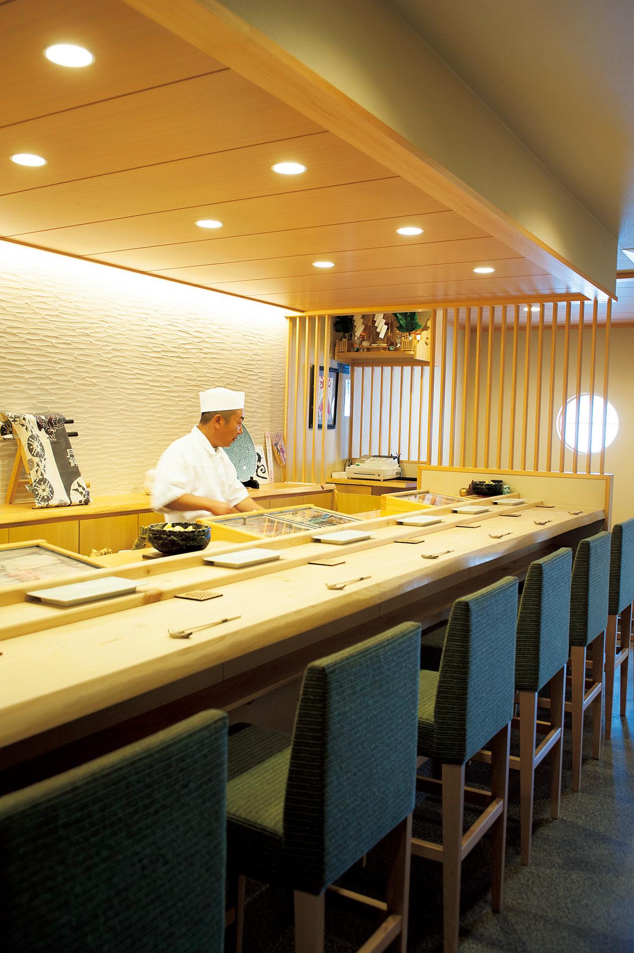 極上の鮨を求めて 海の幸の宝庫 福岡・富山の名店五選_5_2
