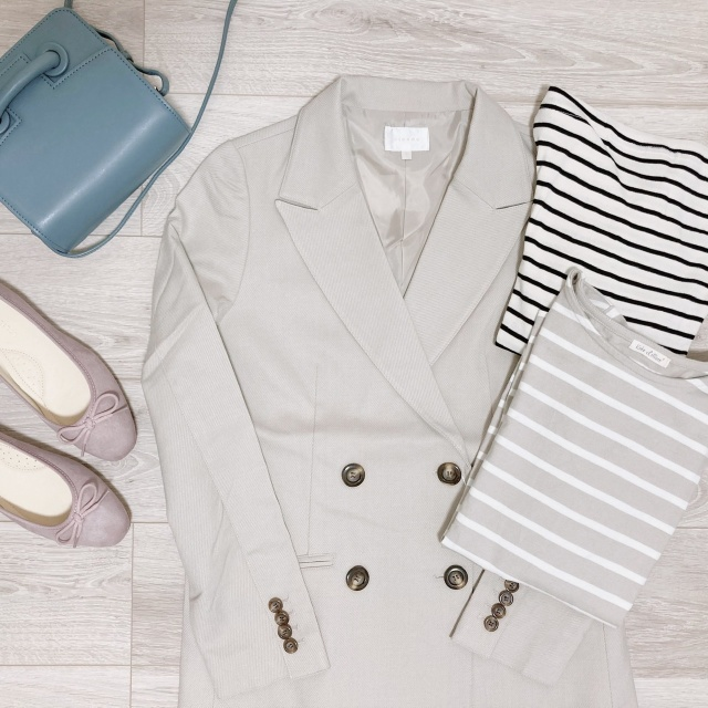 Marisol4月号『新ジャケット論』【momoko_fashion】_1_2-2