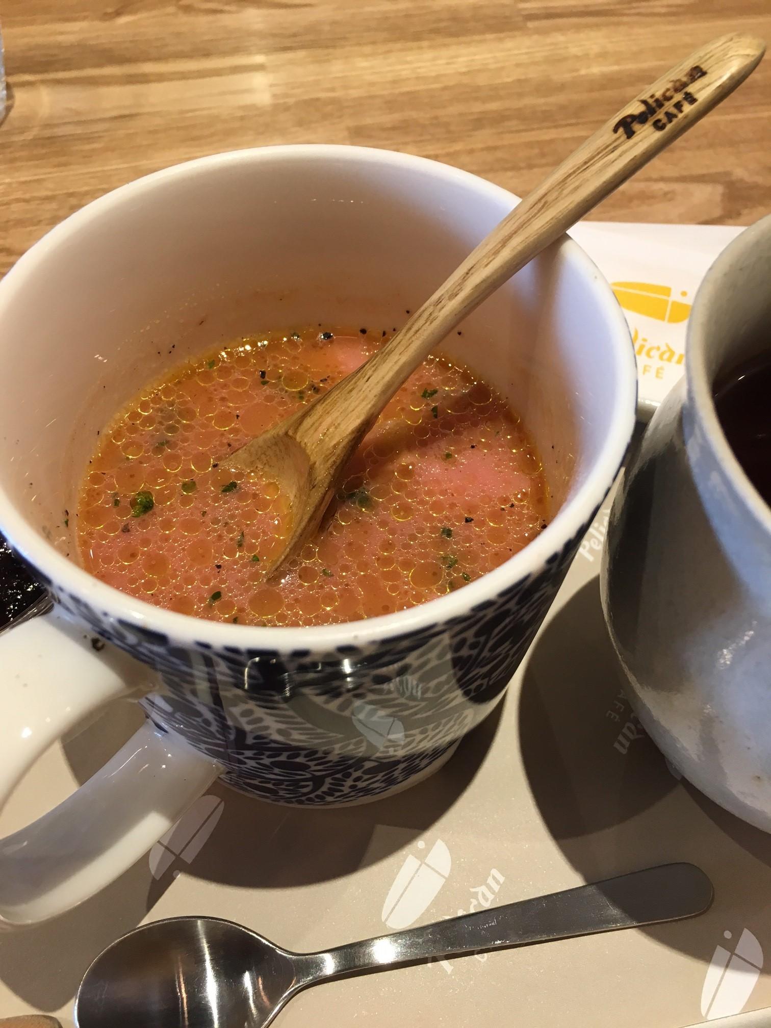 食パンとスープが衝撃の美味しさ「ペリカンカフェ」_1_1-3