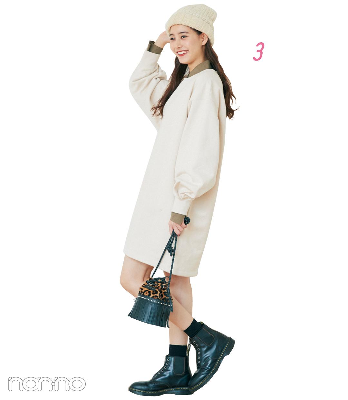 新木優子のおしゃれセンスは本物! 私服シャツの6通り着回しに脱帽★【着回しコーデ】_1_3-3